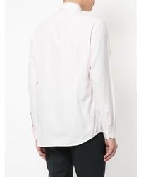 Camisa de vestir rosada de Cerruti 1881