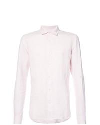 Camisa de vestir rosada de Orlebar Brown