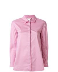 Camisa de vestir rosada de 'S Max Mara