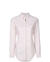 Camisa de vestir rosada de Thom Browne