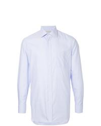 Camisa de vestir violeta claro de Gieves & Hawkes