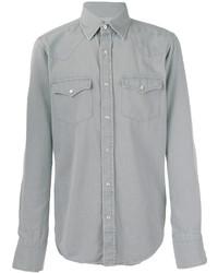 Camisa gris de Tom Ford
