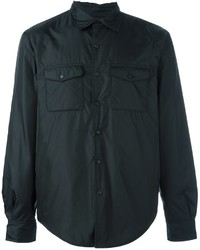 Camisa negra de Aspesi