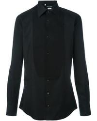 Camisa negra de Dolce & Gabbana