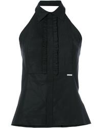 Camisa negra de Dsquared2