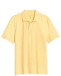 Camisa polo amarilla