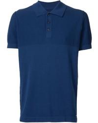 Camisa Polo Azul Marino de Diesel