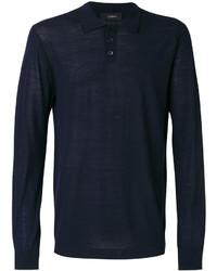 Camisa Polo Azul Marino de Joseph