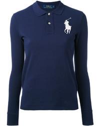 Camisa Polo Azul Marino de Polo Ralph Lauren