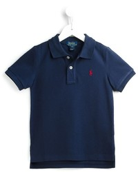 Camisa polo azul marino de Ralph Lauren