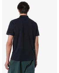 Camisa polo azul marino de Prada