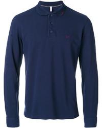 Camisa Polo Azul Marino de Sun 68
