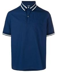 Camisa polo azul marino de Valentino