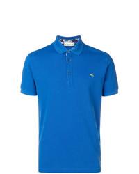 Camisa polo azul de Etro