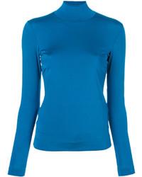 Camisa Polo Azul de Golden Goose Deluxe Brand