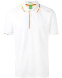 Camisa polo blanca de Hugo Boss