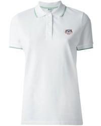 Camisa polo blanca de Kenzo