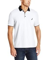 Camisa Polo Blanca de Nautica
