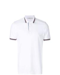 Camisa polo blanca de Pringle Of Scotland