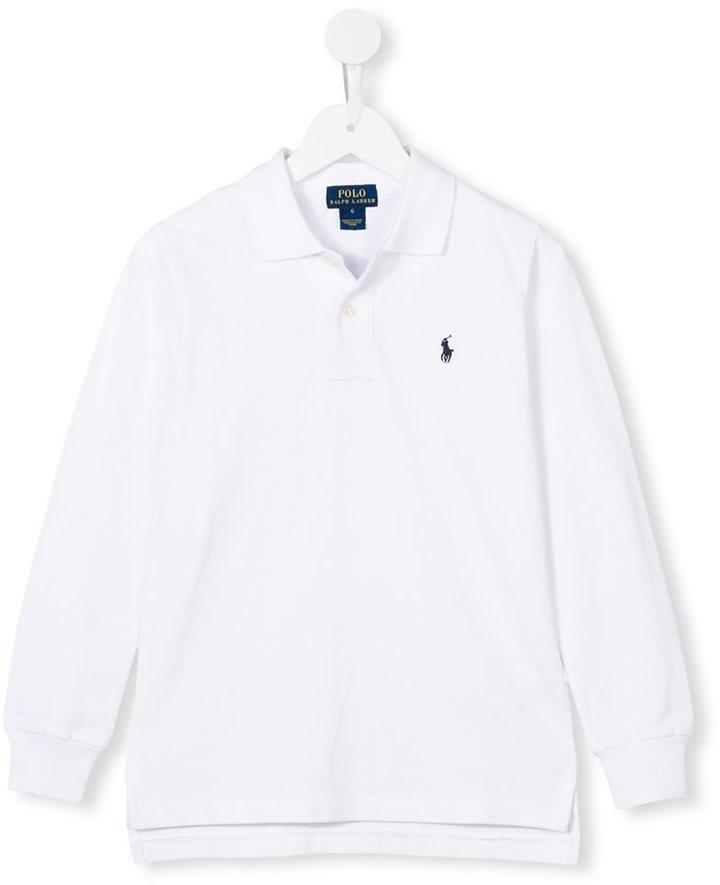 Camisa Polo Blanca de Ralph Lauren