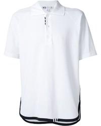 Camisa polo blanca de Y-3