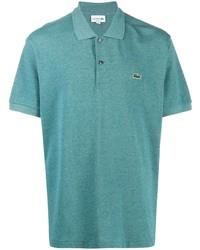 Camisa polo en turquesa de Lacoste