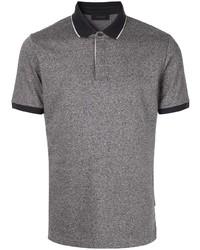 Camisa polo gris de D'urban