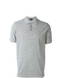 Camisa polo gris de Y-3