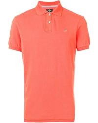 Camisa polo naranja de Hackett