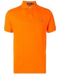 Camisa polo naranja de Polo Ralph Lauren