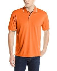 Camisa polo naranja de Van Heusen