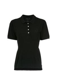 Camisa Polo Negra de À La Garçonne