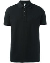 Camisa Polo Negra de Loewe