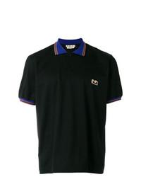 Camisa polo negra de Marni