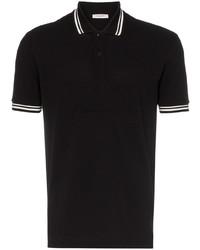 Camisa polo negra de Valentino