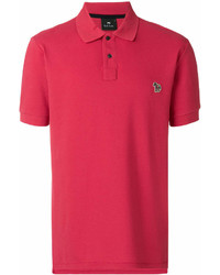 Camisa Polo Roja de Paul Smith