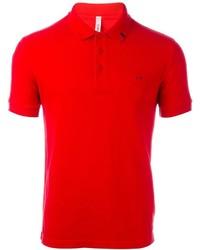 Camisa Polo Roja de Sun 68