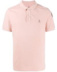 Camisa polo rosada de Parajumpers