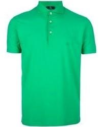 Camisa polo verde