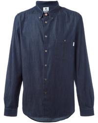 Camisa Vaquera Azul Marino de Paul Smith