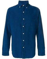 Camisa vaquera azul marino de Ralph Lauren