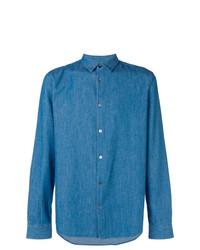 Camisa Vaquera Azul de A.P.C.