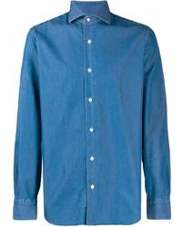 Camisa vaquera azul de Barba