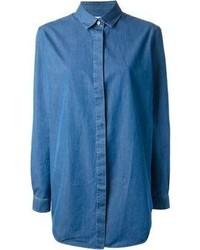 Camisa Vaquera Azul