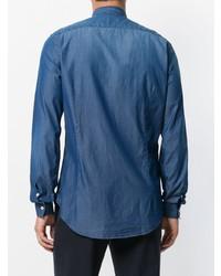 Camisa vaquera azul de Dell'oglio
