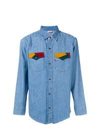 Camisa Vaquera Azul de Levi's Vintage Clothing