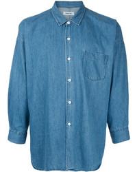 Camisa Vaquera Azul de Monkey Time