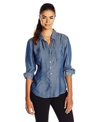 Camisa Vaquera Azul de Nic+Zoe