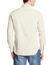 Camisa Vaquera Blanca de French Connection