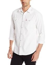 Camisa vaquera blanca de Levi's